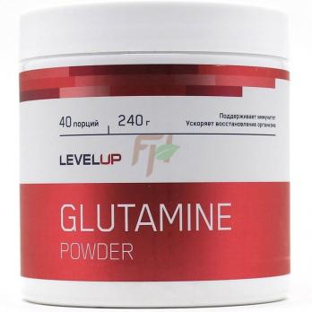 LevelUp Glutamine Powder 240 гр