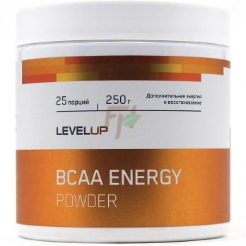 LevelUp BCAA Energy Powder 250 гр