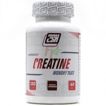 2SN Creatine Monohydrate 120 капсул по 750 мг