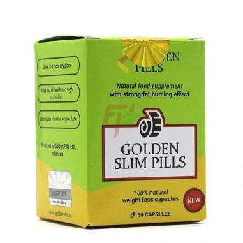 Golden Slim Pills 36 капсул