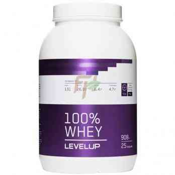 LevelUp 100% Whey 908g