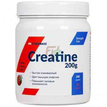Cybermass Creatine 200 гр