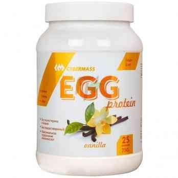 Cybermass Egg Protein 750 гр 25 порций