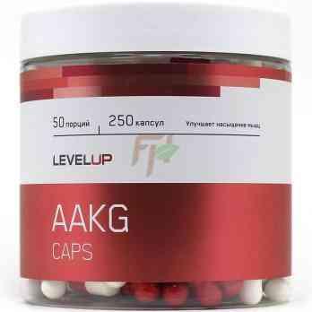 LevelUp AAKG 250 Caps