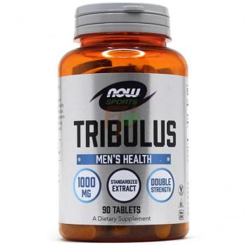 NOW Sports Tribulus 1000mg 90 Tablets