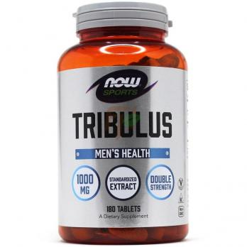 NOW Sports Tribulus Double Strength 1000mg 180tablets