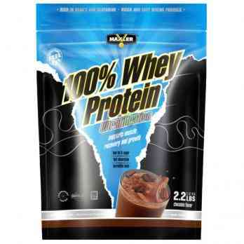 Maxler 100% Whey Protein Ultrafiltration 2,2lbs