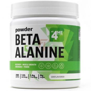 4Me Nutrition Beta Alanine 200 гр
