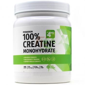 4Me Nutrition Creatine Monohydrate Powder 300 гр
