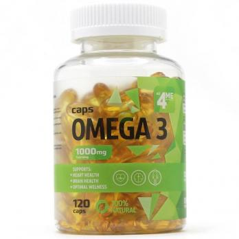 4Me Nutrition Omega 3 1000mg 120caps