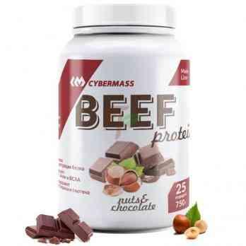 Cybermass Beef Protein 750 гр 25 порций