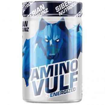 Siberian Nutrogunz AminoVulf Energized - Купить аминокислоты + энергетик