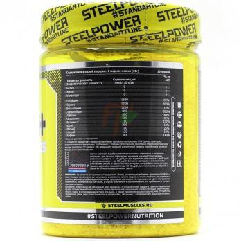 SteelPower Nutrition Modern BCAA & Electrolytes описание