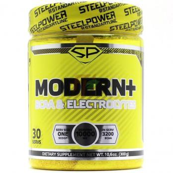 SteelPower Nutrition Modern BCAA & Electrolytes 300 гр 30 порций