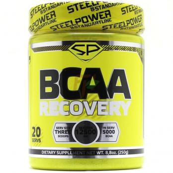 SteelPower BCAA Recovery 250 гр 20 порций