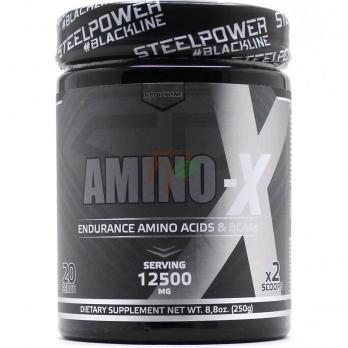 SteelPower Amino-X 250 гр 20 порций
