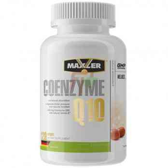 Maxler Coenzyme Q10 EU 100 мг 120 гелевых капсул