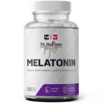 Melatonin (3 mg × 90 caps)