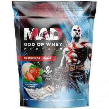 MAD God Of Whey 1000 гр