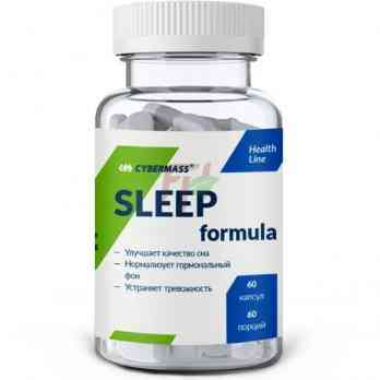 Cybermass Sleep Formula 60 caps