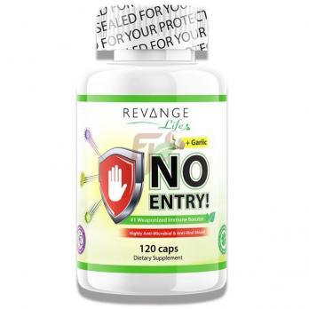 Revange Nutrition No Entry! + Garlic