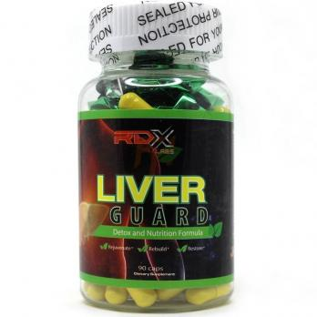 RDX Labs Liver Guard 90 caps
