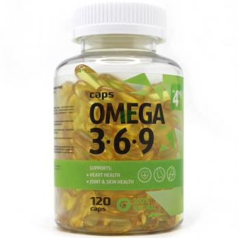 4Me Nutrition Omega 3-6-9 120 caps