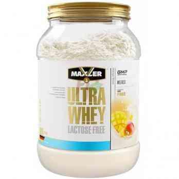 Maxler Ultra Whey - Lactose Free 908 гр