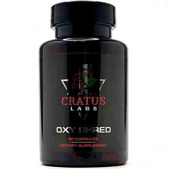 Cratus Labs Oxy Shred 90 caps