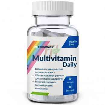 Cybermass MultiVitamin Daily 90 caps