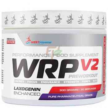 WestPharm WRP V2 with Laxogenin (300 гр 30 порций)
