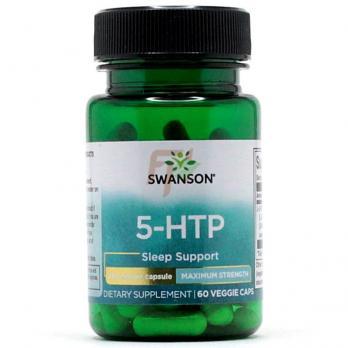 Swanson 5-HTP (200 мг 60 капсул)