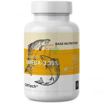 CMTech Omega-3 35% (1000 мг × 90 капсул)