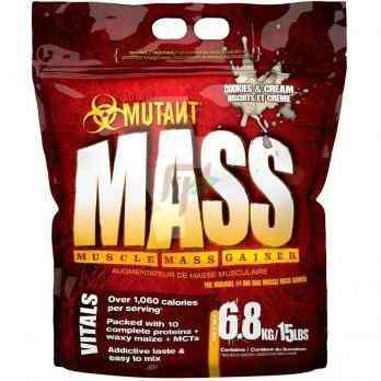 Mutant Mass (15 lbs / 6,8 kg)