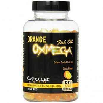 Controlled Labs Oximega (120 softgels)