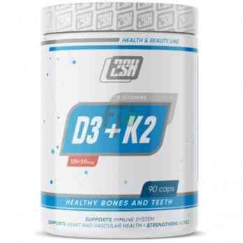 2SN Vitamin D3 + K2 + Calcium