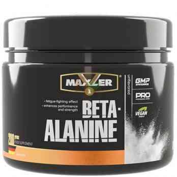 Maxler Beta Alanine 200 гр - купить в Москве