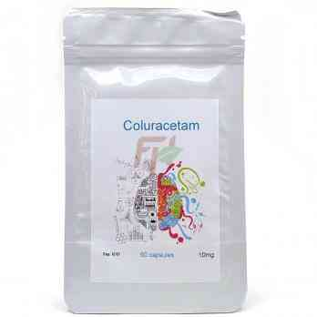 Coluracetam - купить ноотроп колурацетам 10 мг 60 капсул