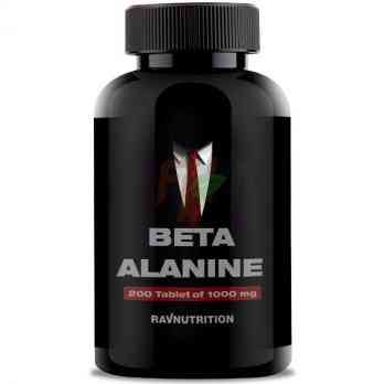 Ravnutrition Beta Alanine (1000 мг × 200 таблеток)