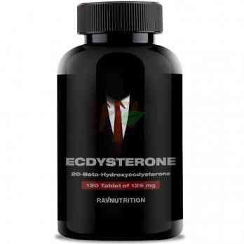 Ravnutrition Ecdysterone (125 мг× 120 таблеток)