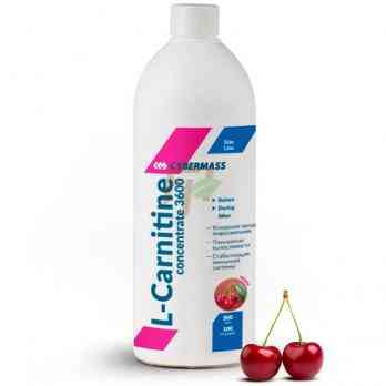 Cybermass L-Carnitine Concentate 3600 (500 мл)