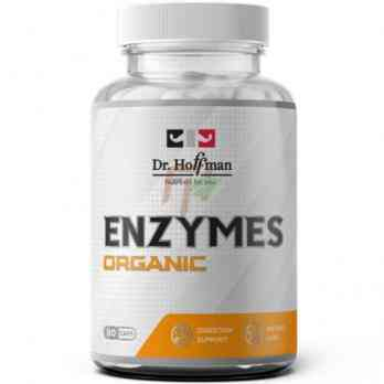 Dr. Hoffman Enzymes Organic (90 капсул)