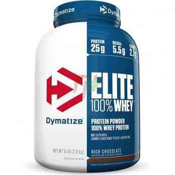 Dymatize 100% Elite Whey Protein (5 lbs / 2300 грамм)