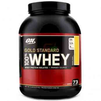 Gold Standard 100% Whey 2270 гр (Optimum Nutrition)