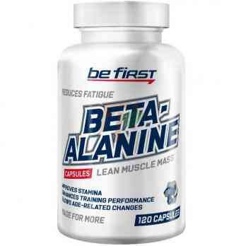 Be First Beta-Alanine (500 мг × 120 капсул)