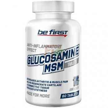 Be First Glucosamine MSM (60 таблеток)