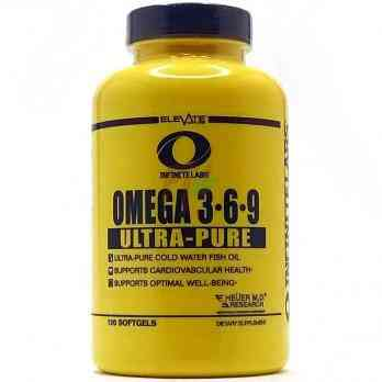 Infinite Labs Omega 3-6-9 (120 softgels)