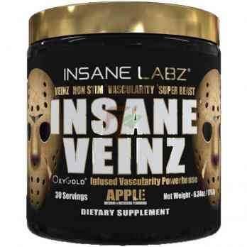 Insane Labz - Insane Veinz Gold (30 порций)