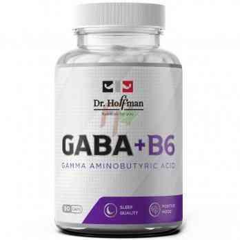 Dr. Hoffman GABA + B6 (500 мг× 90 капсул)