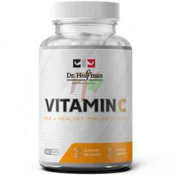 Dr. Hoffman Vitamin C (500 мг × 90 капсул)